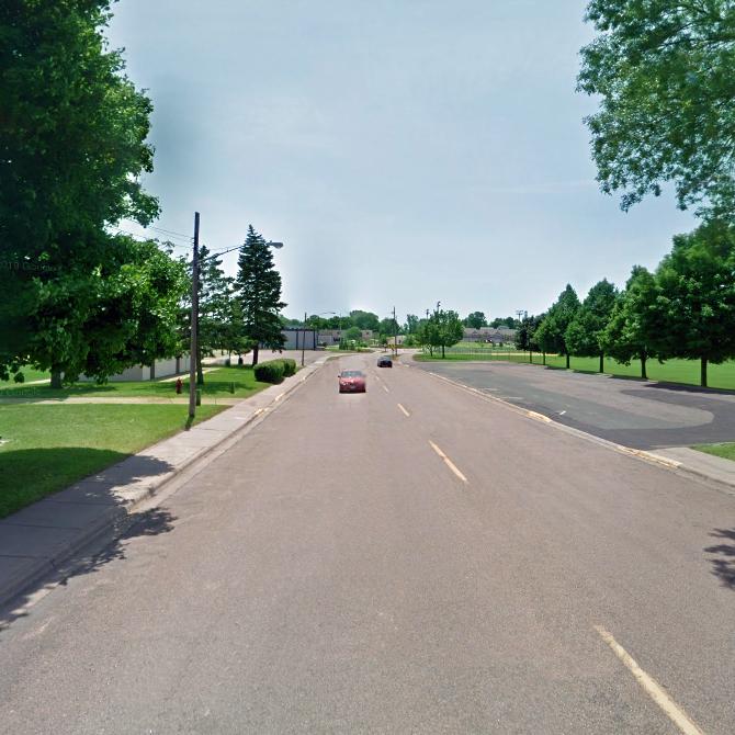 Columbia Heights Jamboree location on Jefferson Street NE in Huset Park.