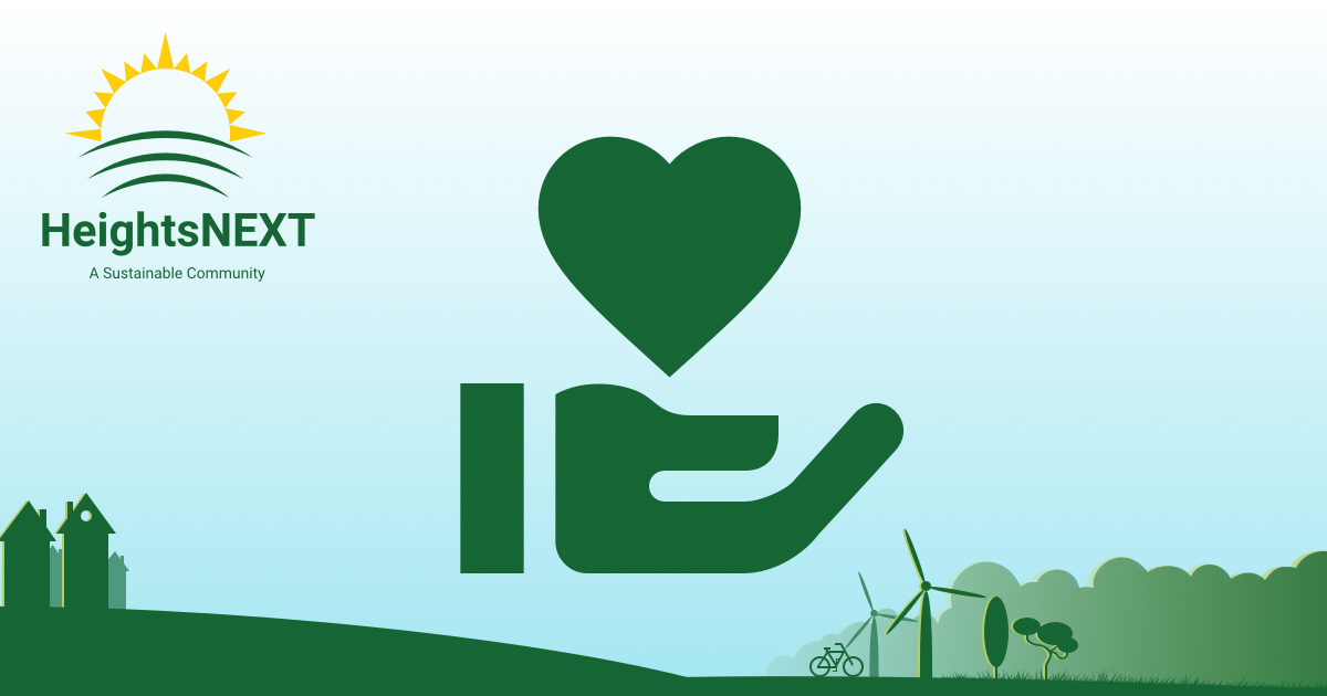 Donate to HeightsNEXT - A Sustainable Community