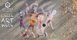Columbia Heights Chalk Art Walk