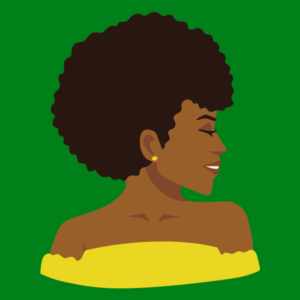 Afro icon