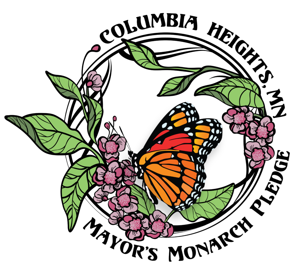 Columbia Heights, MN - Mayor's Monarch Pledge
