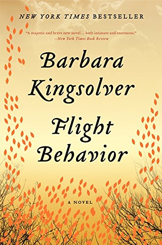 New York Times Bestseller Flight Behavior by Barbara Kingsolver