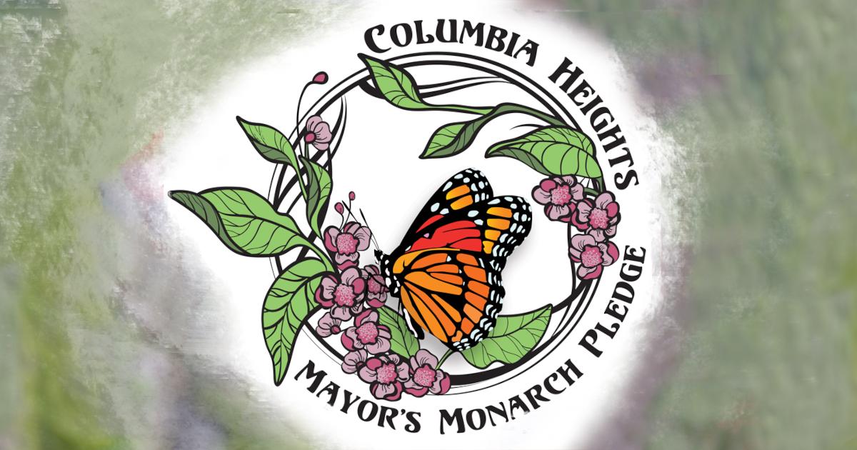 Columbia Heights Mayors Monarch Pledge