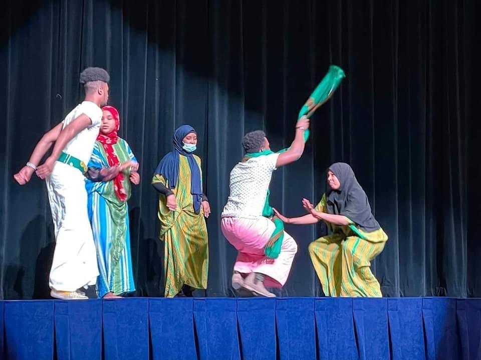 Somali Museum Dancers