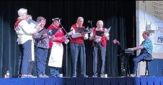Scandinavian Immigrant History – First Lutheran Church Choir