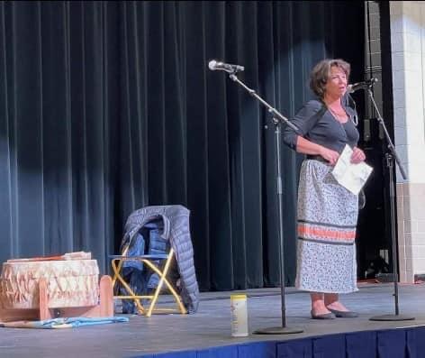 Native Land Acknowledgement - Senator Mary Kunesh