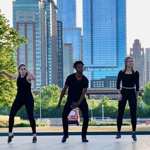 Keane Sense of Rhythm tap dancers