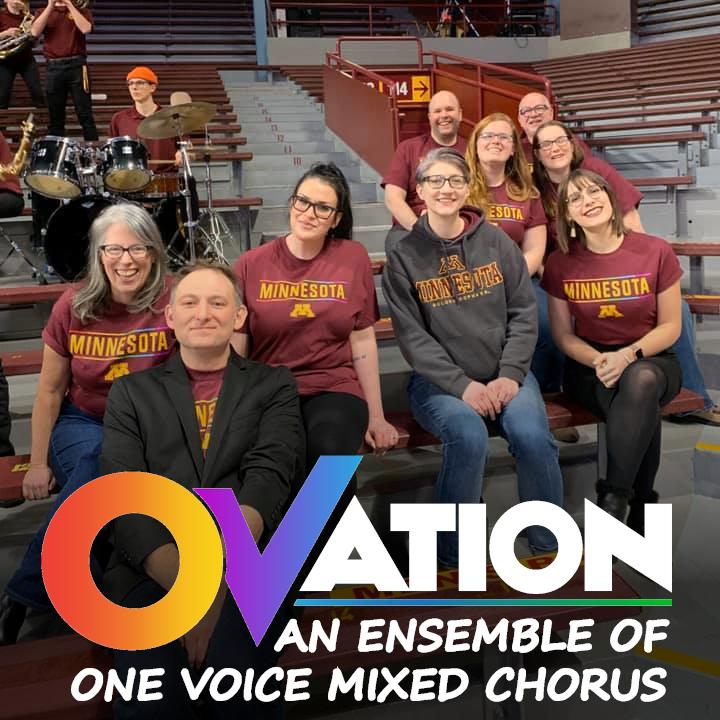 Ovation - An Ensemble of One Voice Mixed Chorus